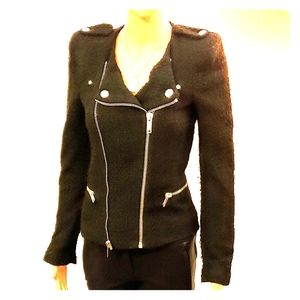 Black Zara Woman Blazer